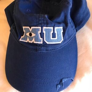 Accessories - Super cute Monsters University hat!